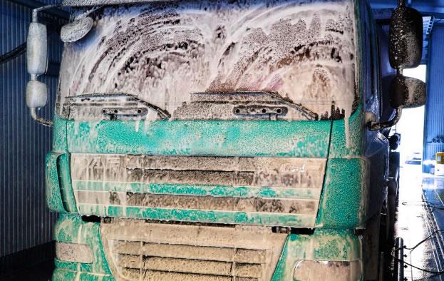 Transporte de alimentos a granel a temperatura no regulada