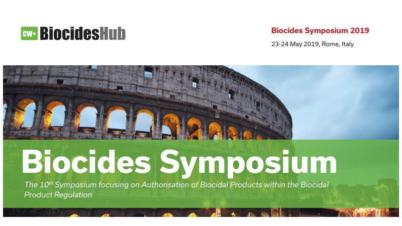 biocides symposium 2019