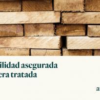 tratamiento de la madera